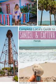Beachcombers Paradise A Locals Guide To Sanibel And