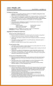 9 School Nurse Resume Letter Setup