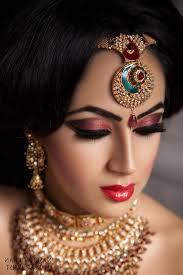 bridal makeup with krylon bridal make up