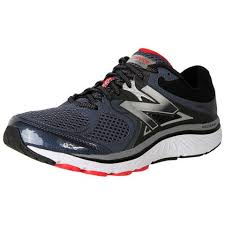 new balance shoes red and black. stability running shoes m940br3 black/red/silver 2e, new balance shoes red and black