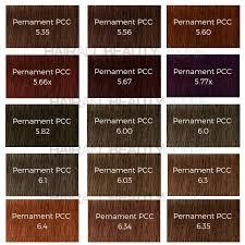 Indola Permanent Caring Color