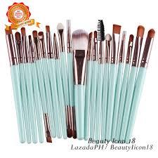 20 pcs professional women makeup brush sets tiffany green philippines