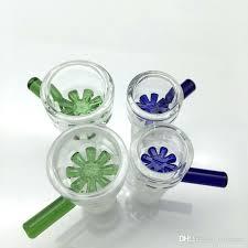 glass bowls smoke top ing glass bowl pipes bong bowl star screen mm smoking bowl in glass bowls smoke