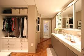 projetos closet banheiro