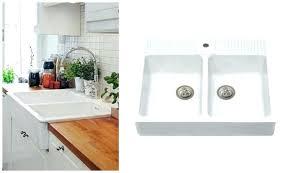 ikea farmhouse sink domsjo farmhouse sink medium size of a front sink cabinet porcelain kitchen sink ikea farmhouse sink