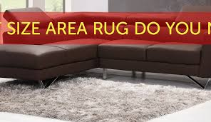 what size rug do you need