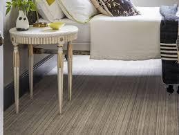 Wonderful Barefoot Marble Morwad Striped Wool Bedroom Carpet