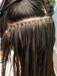 photo of hairbysunnyk los angeles ca united states micro tip hair