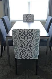 ikea slipcovered chair remarkable dining room chair slipcovers for dining room ideas with dining room chair