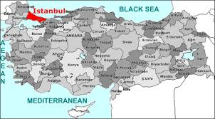 turkey europe map. Interesting Europe Istanbul In Turkey Map To Europe A