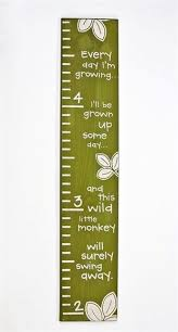 Twelve Timbers Growth Chart Track Your Childs Growth While Also Inspiring Your Kids
