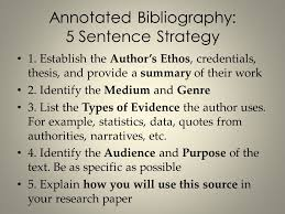 Sample APA Annotated Bibliography   FLE Ideas   Pinterest   School     wikiHow Image titled Write an Annotated Bibliography Step