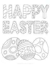 Preschool Printable Coloring Pages Coloring Page Egg Preschool