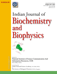 n journal of biochemistry biophysics  n journal of biochemistry and biophysics ijbb