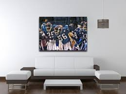 lawrence taylor new york giants canvas print canvas art rocks 4 on ny giants canvas wall art with lawrence taylor new york giants canvas canvas print poster