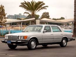 Missing front headlight wipers.dash has some cracks. Mercedes Benz 450sel Classics For Sale Classics On Autotrader