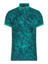J Lindeberg Mens Slim Fit Tour Tech Tx Jersey Polo Shirt