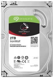 <b>Жесткий диск Seagate IronWolf</b> 2 TB ST2000VN004 — купить по ...