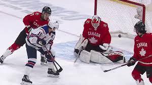 Canada vs USA GOLD MEDAL GAME ...