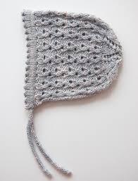 Baby Bonnet Knitting Pattern Best Design Ideas