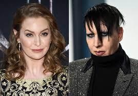 Esmé Bianco accuses Marilyn Manson of ...