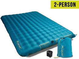 Costco Light Speed Lightspeed Outdoors 2 Person Pvc Free Air Bed Mattress For Camping And Travel