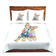 unique duvet covers unusual duvet covers cool funky bed pillow shams standard and king french bulldog
