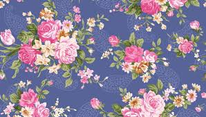 Flower Pattern Wallpaper Interesting 48 Vintage Floral Wallpapers Floral Patterns FreeCreatives