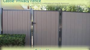 aluminum privacy fence. Michigan Manufacturer Of Aluminum Pool And Privacy Fencing Throughout Fence Ideas