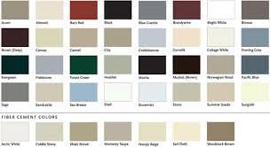 Aluminum Trim Coil Color Chart Rollex Color Chart The Gutter Company