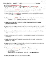 cps spring homework dr huang d com page 1 of 1 cps3740 spring 2017 homework 1 huang dr