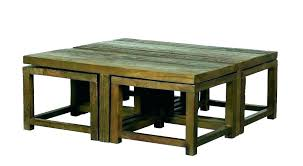 coffee table with stools and storage coffee table with stools underneath round coffee table with seats coffee table with stools