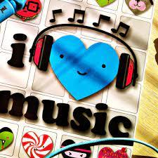 I Love Music iPad Wallpaper Download ...