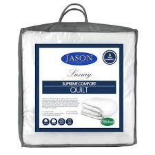 Jason Supreme Comfort Quilt & Jason Supreme Comfort Quilt White Adamdwight.com