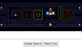google doodle interactive. Simple Interactive Google Doodle To Celebrate The 30th Birthday Of PacMan Intended Interactive O