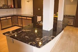 photo of toluca granite austin tx united states titanium granite countertop on