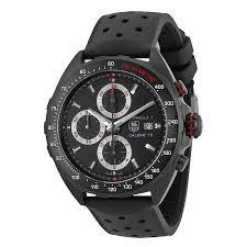 tag heuer formula one black carbide coated titanium mens watch tag heuer · zoom