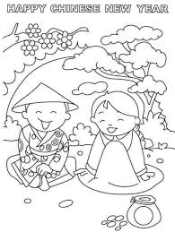 Coloring Pages Dltk Pages Chinese New Year Printable And Dltks ...
