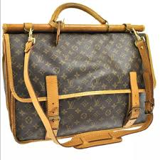 louis vuitton overnight bag. louis vuitton sac kleber monogram weekend bag overnight