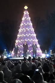 xmas lighting ideas. Led Wire Christmas Tree Decorations Ideas Ge Holiday Lighting Shines Bright On The National Xmas B