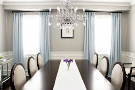 crystal chandelier dining room homes design