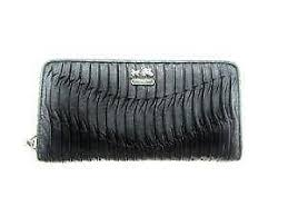 Coach Madison Wallet Black