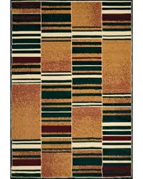 Westfield Home Ulubre Remus Hunter Green Area Rug  5u00273