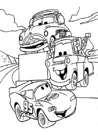 Car Colouring Pagesl L