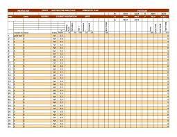 Blank Class List Template Tucsontheater Info