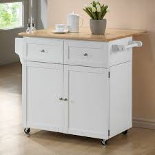 kitchen butcher block cart innovative on with wildon home island top reviews 10