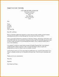 Sample Cover Letter Internship 30 How To Write A Cover Letter Cover Letter Designs Writing