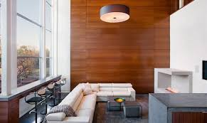 Caramel Wood Wall