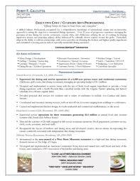 Resume Templates Executive Executive Chef Resume Examples Pixtasyco 19