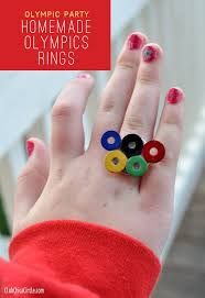 fun crafts for tweens pinterest. olympics rings homemade jewelry craft for tweens fun crafts pinterest t